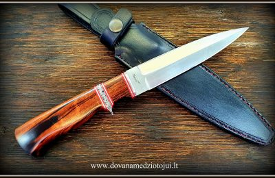 "Peilis Nr 644 ""Subhilt fighter-3""  550 €"