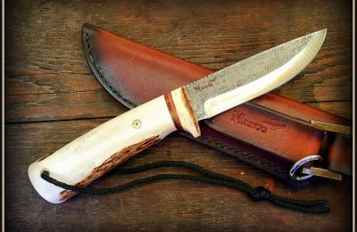 """Medžioklinis peilis Nr 638 """"Stone-5""""  180 €"""