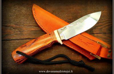 """Medžioklinis peilis Nr 649""""Skiner""""  250 €"""