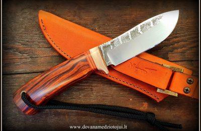 """Medžioklinis peilis Nr 650""""Skiner-2""""  250 €"""