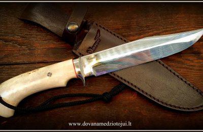 """Medžipoklinis peilis Nr 658 """"Dandy-2""""  250 €"""