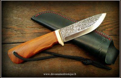 """Medžioklinis peilis """"Briedis-29""""  150 €"""
