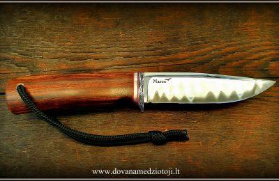 """Medžioklinis peilis Nr 578""""Loki-2""""  550 €"""