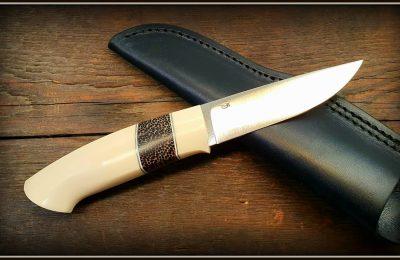 Autorinis medžioklinis peilis meistro V. Boyko (UKR)  250 €