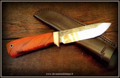 """Medžioklinis peilis Nr 705 """"Vanagas-5""""  250 €"""