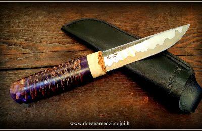 """Medžioklinis peilis Nr 718 """"Konkorėžis""""  GAMINAMAS"""