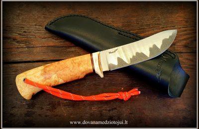 """Medžioklinis peilis Nr 733 """"Šernas-9""""  250 €"""