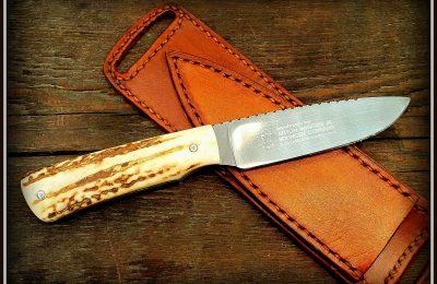 """Medžioklinis peilis """"Ernis-36""""  100 €"""