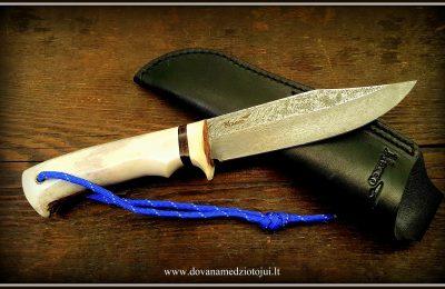 """Medžioklinis peilis """"Ernis-44""""  180 €"""