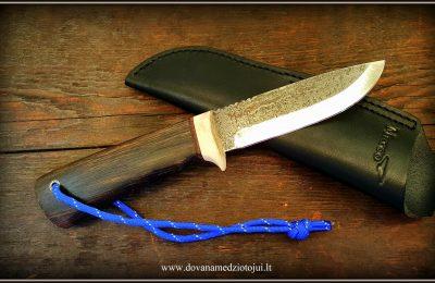 """Medžioklinis peilis """"Ernis-47""""  130 €"""