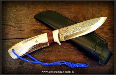 """Medžioklinis peilis """"Ernis-42""""  180 €"""