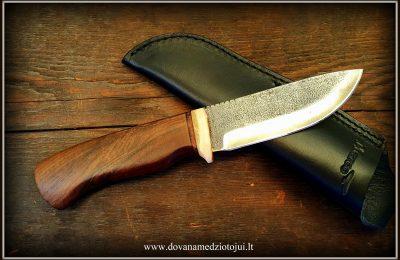 """Medžioklinis peilis """"Grif-16""""  130 €"""
