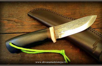 """Medžioklinis peilis """"Grif-7""""  150 €"""