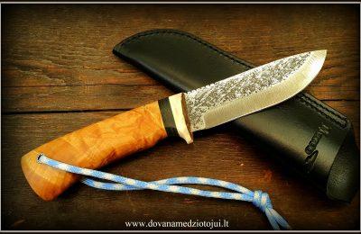 """Medžioklinis peilis """"Grif-8""""  130 €"""