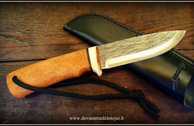 """Medžioklinis peilis """"Grif-19""""  150 €"""