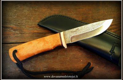 """Medžioklinis peilis """"Grif-20""""  130 €"""