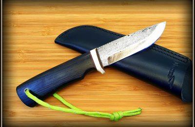 """Medžioklinis peilis """"Grif-23""""  130 €"""